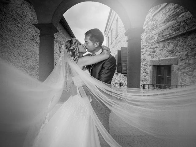 Il matrimonio di Claudio e Chiara a Podenzana, Massa Carrara 50