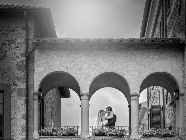 Il matrimonio di Claudio e Chiara a Podenzana, Massa Carrara 51