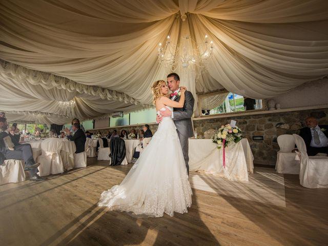 Il matrimonio di Claudio e Chiara a Podenzana, Massa Carrara 54