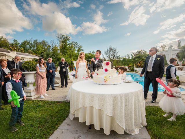 Il matrimonio di Claudio e Chiara a Podenzana, Massa Carrara 60