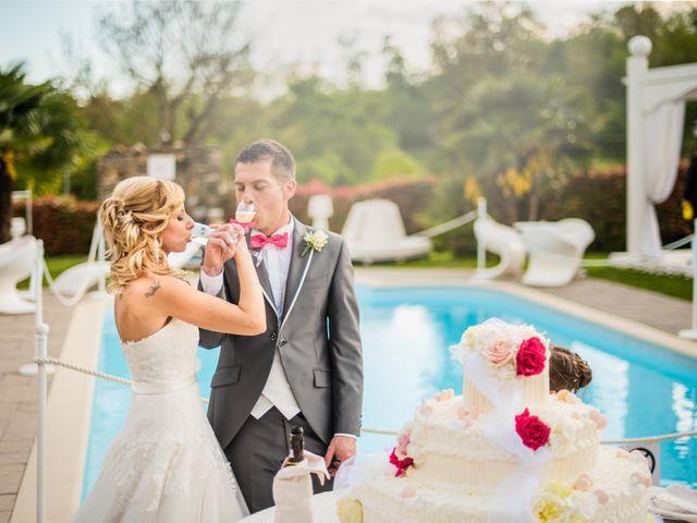 Il matrimonio di Claudio e Chiara a Podenzana, Massa Carrara 62