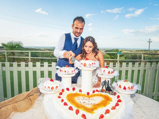 Il matrimonio di Nicola e Ylenia a Rimini, Rimini 16