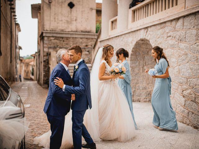 Il matrimonio di Paolo e Simona a Borgomanero, Novara 35