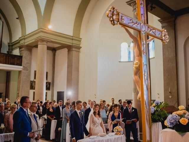 Il matrimonio di Paolo e Simona a Borgomanero, Novara 39