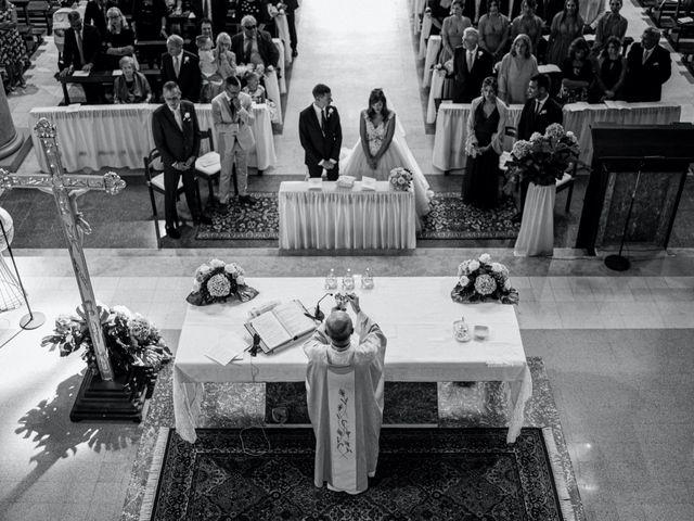 Il matrimonio di Paolo e Simona a Borgomanero, Novara 40