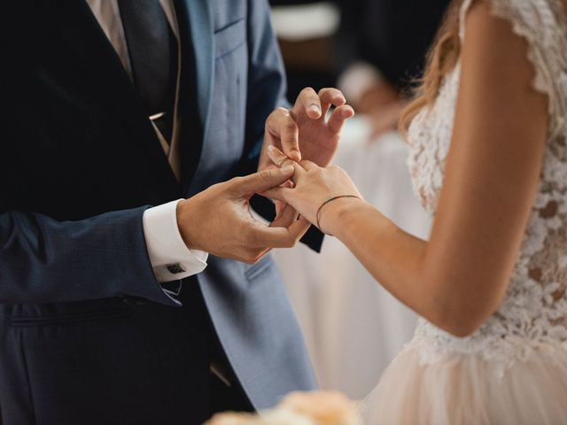 Il matrimonio di Paolo e Simona a Borgomanero, Novara 44