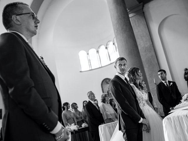 Il matrimonio di Paolo e Simona a Borgomanero, Novara 48