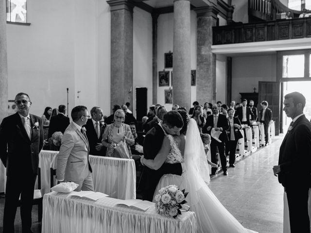 Il matrimonio di Paolo e Simona a Borgomanero, Novara 52