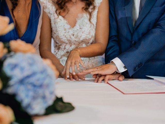 Il matrimonio di Paolo e Simona a Borgomanero, Novara 53