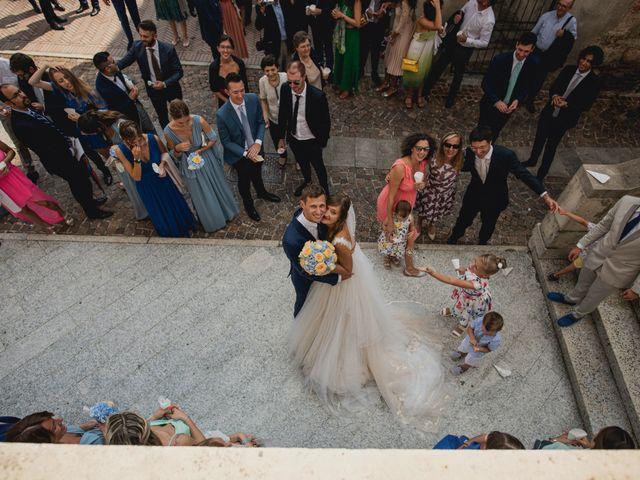 Il matrimonio di Paolo e Simona a Borgomanero, Novara 55
