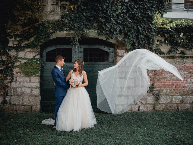 Il matrimonio di Paolo e Simona a Borgomanero, Novara 59