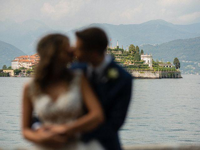 Il matrimonio di Paolo e Simona a Borgomanero, Novara 61