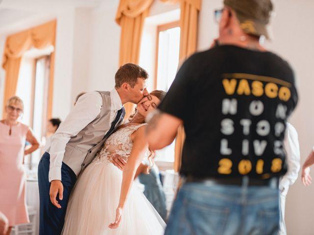 Il matrimonio di Paolo e Simona a Borgomanero, Novara 79