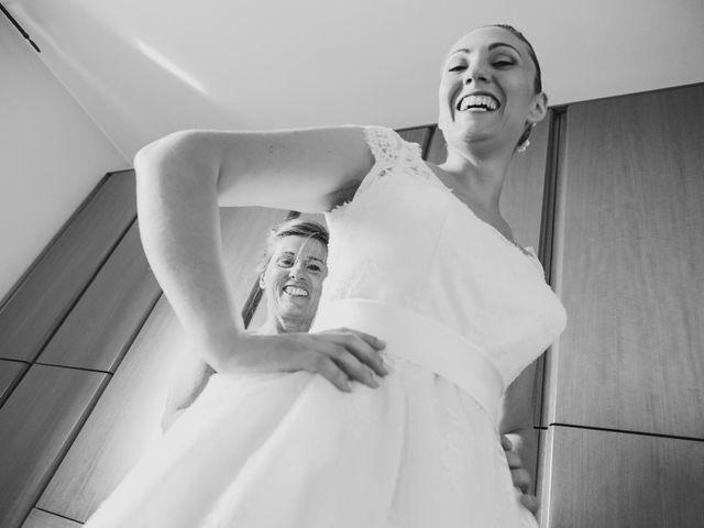 Il matrimonio di Tommaso e Federica a Desio, Monza e Brianza 8