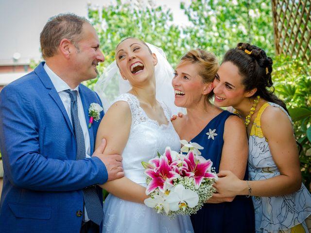 Il matrimonio di Tommaso e Federica a Desio, Monza e Brianza 19