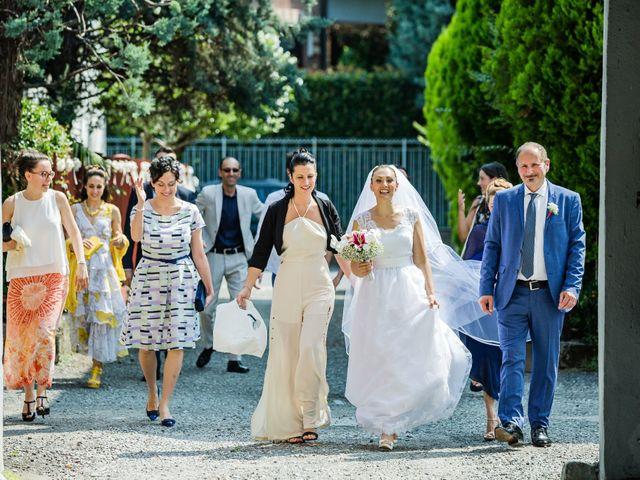 Il matrimonio di Tommaso e Federica a Desio, Monza e Brianza 21