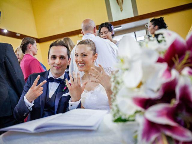 Il matrimonio di Tommaso e Federica a Desio, Monza e Brianza 27