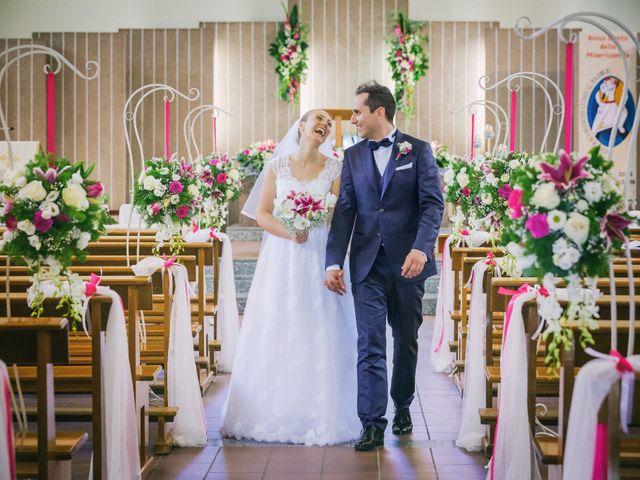 Il matrimonio di Tommaso e Federica a Desio, Monza e Brianza 28