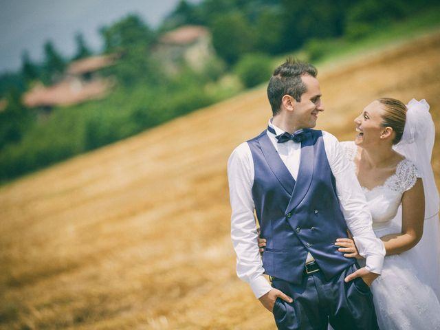 Il matrimonio di Tommaso e Federica a Desio, Monza e Brianza 34