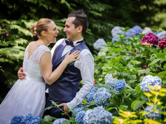 Il matrimonio di Tommaso e Federica a Desio, Monza e Brianza 37