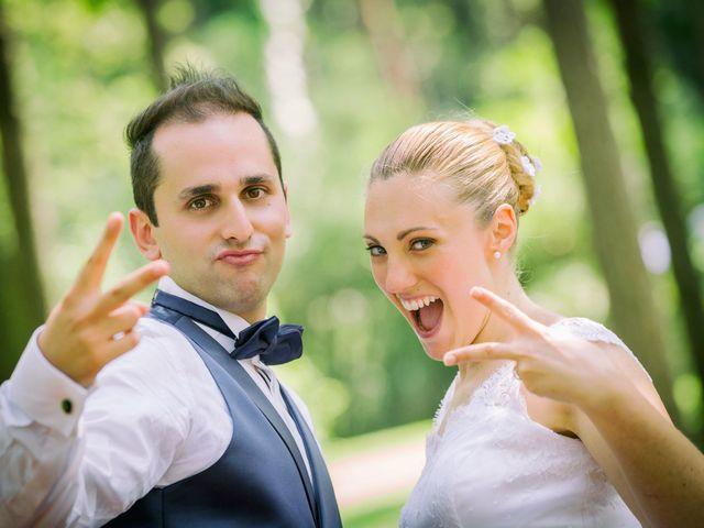 Il matrimonio di Tommaso e Federica a Desio, Monza e Brianza 38