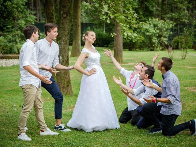 Il matrimonio di Tommaso e Federica a Desio, Monza e Brianza 40