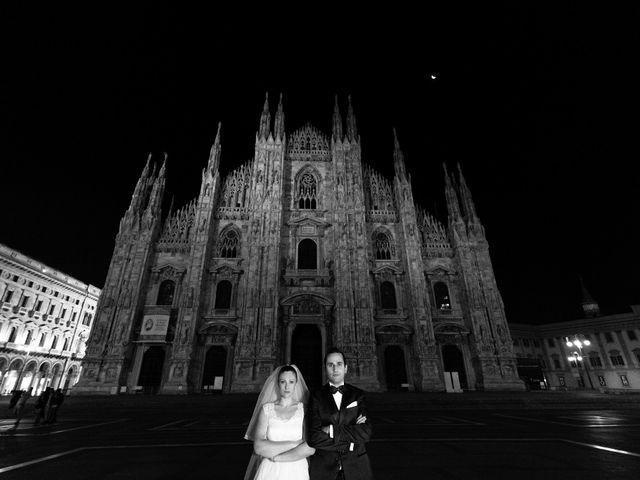 Il matrimonio di Tommaso e Federica a Desio, Monza e Brianza 48