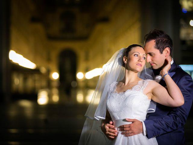 Il matrimonio di Tommaso e Federica a Desio, Monza e Brianza 49
