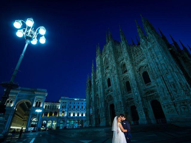 Il matrimonio di Tommaso e Federica a Desio, Monza e Brianza 50