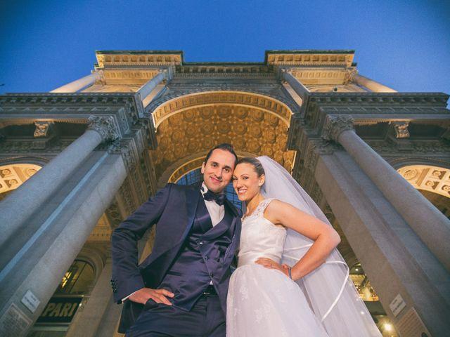 Il matrimonio di Tommaso e Federica a Desio, Monza e Brianza 51