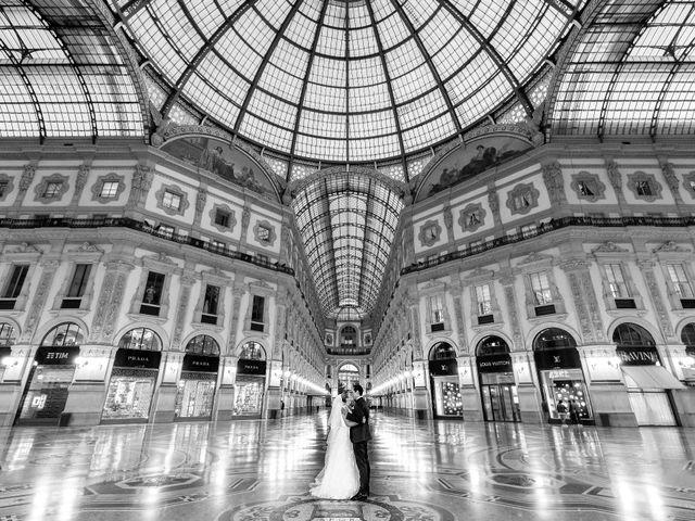 Il matrimonio di Tommaso e Federica a Desio, Monza e Brianza 52