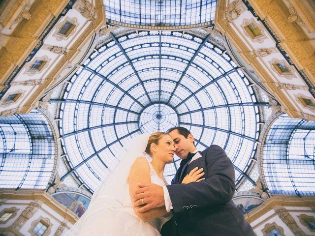 Il matrimonio di Tommaso e Federica a Desio, Monza e Brianza 53