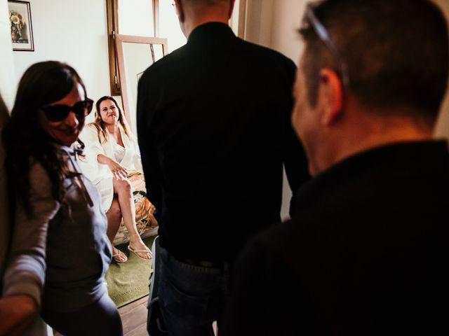Il matrimonio di Stefania e Francesco a Rimini, Rimini 44