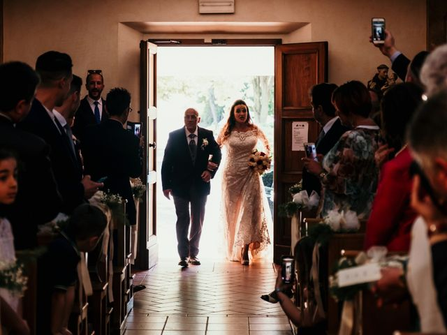 Il matrimonio di Stefania e Francesco a Rimini, Rimini 79