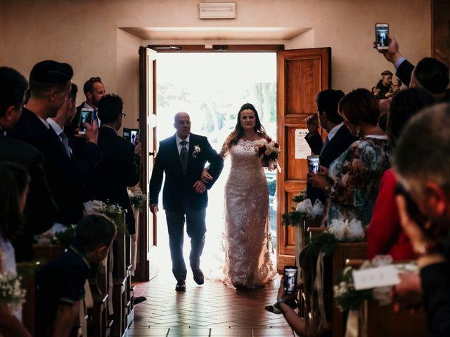 Il matrimonio di Stefania e Francesco a Rimini, Rimini 80