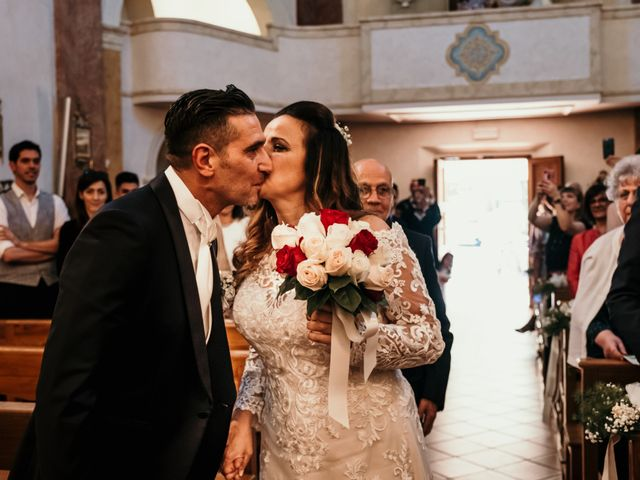 Il matrimonio di Stefania e Francesco a Rimini, Rimini 82