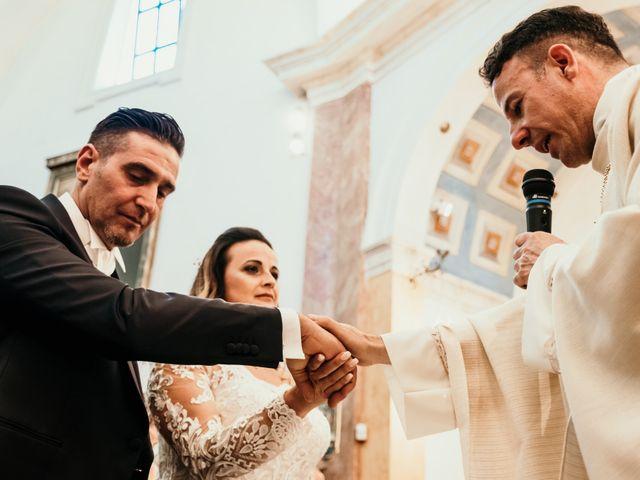 Il matrimonio di Stefania e Francesco a Rimini, Rimini 90