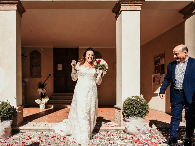 Il matrimonio di Stefania e Francesco a Rimini, Rimini 105