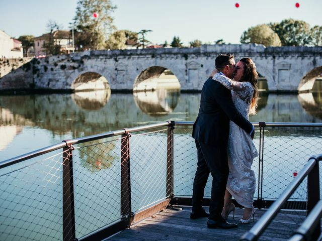 Il matrimonio di Stefania e Francesco a Rimini, Rimini 128