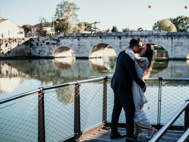 Il matrimonio di Stefania e Francesco a Rimini, Rimini 129