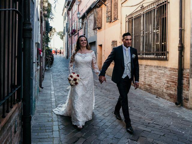 Il matrimonio di Stefania e Francesco a Rimini, Rimini 131