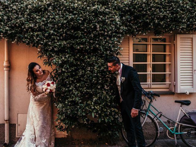 Le nozze di Francesco e Stefania