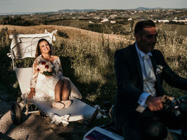 Il matrimonio di Stefania e Francesco a Rimini, Rimini 146