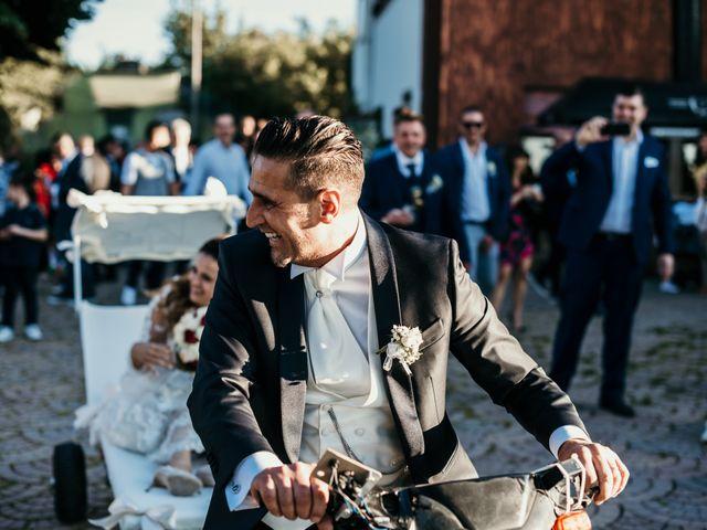 Il matrimonio di Stefania e Francesco a Rimini, Rimini 151