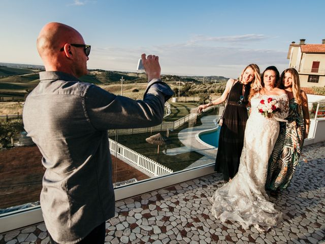Il matrimonio di Stefania e Francesco a Rimini, Rimini 165