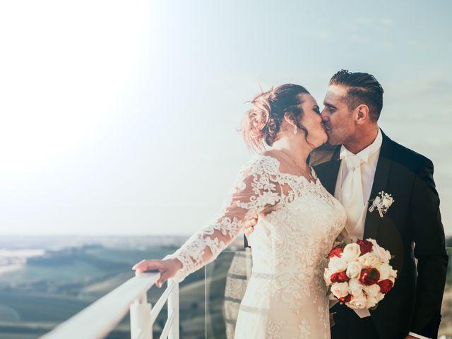 Il matrimonio di Stefania e Francesco a Rimini, Rimini 170