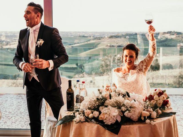 Il matrimonio di Stefania e Francesco a Rimini, Rimini 176