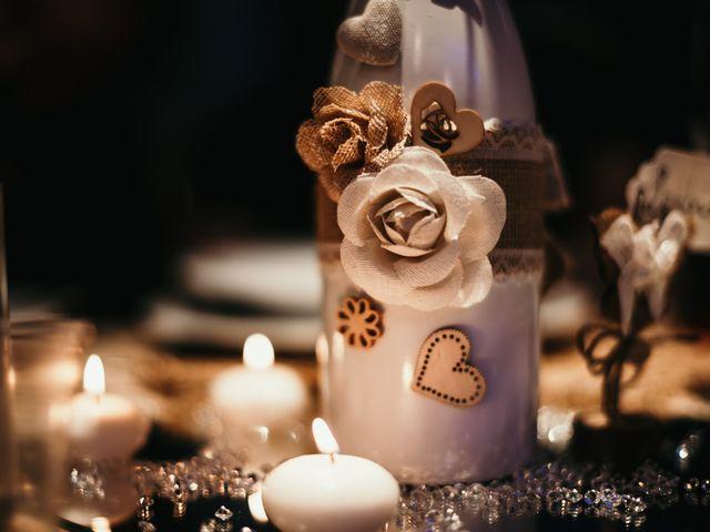 Il matrimonio di Stefania e Francesco a Rimini, Rimini 180
