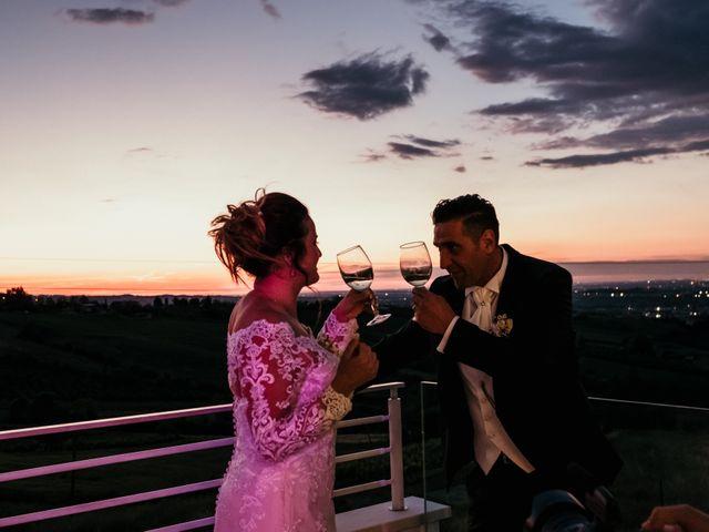 Il matrimonio di Stefania e Francesco a Rimini, Rimini 188