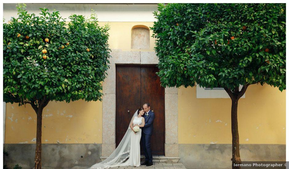 Il matrimonio di Marcello e Antonella a Montesarchio, Benevento